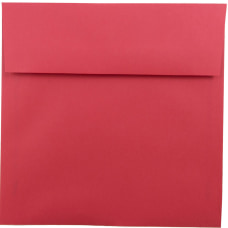 JAM Paper Color Square Invitation Envelopes