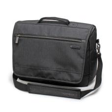 Samsonite Modern Utility Messenger Bag Charcoal