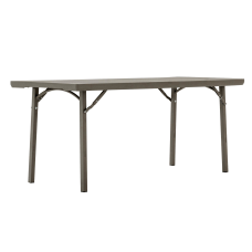 Cosco Folding Table Rectangle 30 H