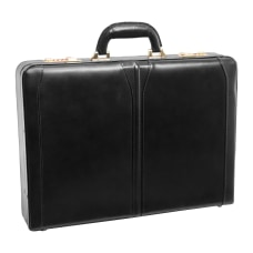 McKleinUSA LAWSON Attache Case Black