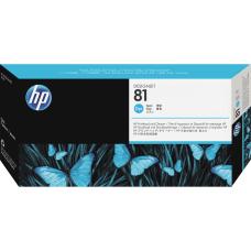 HP 81 Cyan Printhead Cleaner C4951A