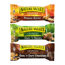Nature Valley Assorted Crunchy Granola Bars