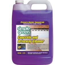 Simple Green ConcreteDriveway Cleaner Concentrate Concentrate