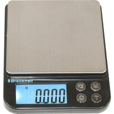 Brecknell 3000g EPB Dietary Scale Black