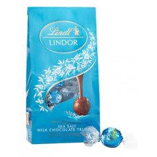 Lindor Milk Chocolate Sea Salt Truffles
