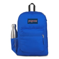 JanSport Cross Town Backpack Border Blue