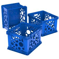 Storex File Crates Medium Size Classroom