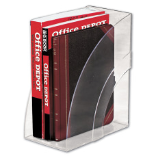 Optimizers Deluxe Plastic Magazine Rack 5