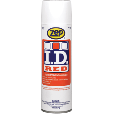 Zep Professional ID Red Aerosol Degreaser