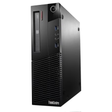 Lenovo ThinkCentre M93 Refurbished Small Form