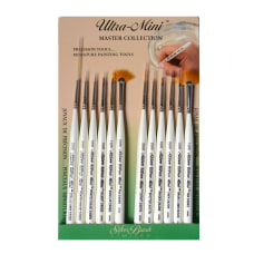 Silver Brush Ultra Mini Series Paint