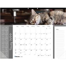 Blueline Monthly Desk Pad 17 x