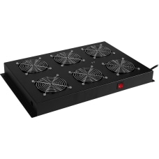 CyberPower CRA12001 Roof fan panel Rack
