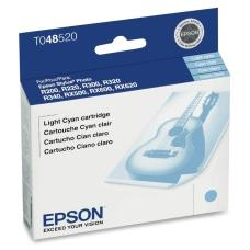 Epson T0485 T048520 Light Cyan Ink