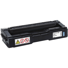 Ricoh 406476 Cyan Toner Cartridge