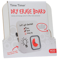 Time Timer Dry Erase Message Board