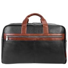 McKleinUSA Wellington Leather Laptop Tablet Carry