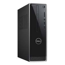 Dell Inspiron 3470 Desktop PC Intel