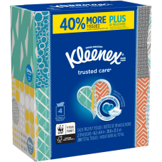 Kleenex Trusted Care 2 Ply Facial