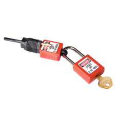 Master Lock ProngPlug Lockout