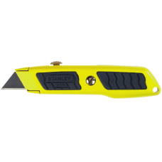 Stanley Dynagrip Retractable Utility Knife 6