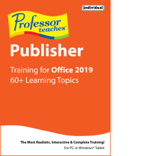 Individual Software Professor Teaches Publisher 2019