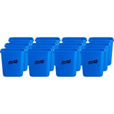 Genuine Joe 28 quart Recycle Wastebasket