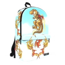 Space Junk Character Backpack Assorted Designs