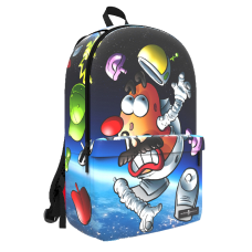 Space Junk Character Backpack With 15