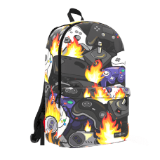 Space Junk Backpack With 15 Laptop