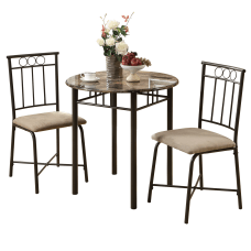 Monarch Specialties Owen Dining Table With