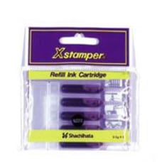 Xstamper Refill Ink Cartridge Blue
