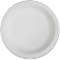 Genuine Joe Compostable Plates 6 Diameter
