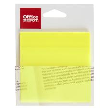 Office Depot Brand Translucent Self Stick