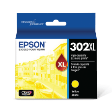 Epson T302XL420 S High Yield Yellow