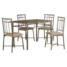 Monarch Specialties Adam Dining Table With