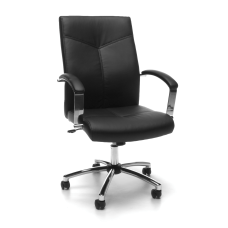 OFM Essentials Mid Back Conference Chair