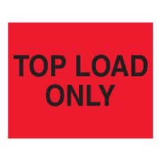 Tape Logic Top Labels Top Load