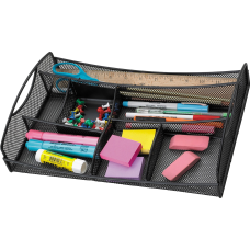 Safco Mesh Drawer Organizer 7 Compartments