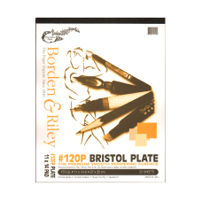 Borden Riley 120 Bristol Pad Plate