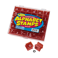 Learning Resources Lowercase Alphabet And Punctuation