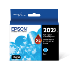 Epson T202XL220 S High Yield Cyan