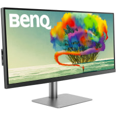 BenQ Designer 34 LED LCD Monitor