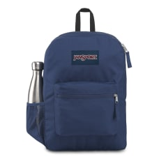 JanSport Cross Town Backpack Navy Blue