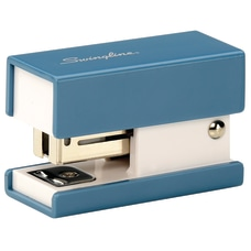 Swingline Mini Stapler Blue