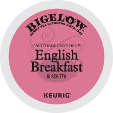 Bigelow English Breakfast Tea Single Serve