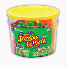 Learning Resources Jumbo Magnetic Uppercase Letters
