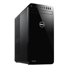 Dell XPS 8930 Desktop PC Intel