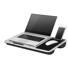 LapGear Lap Desk With Mouse Pad