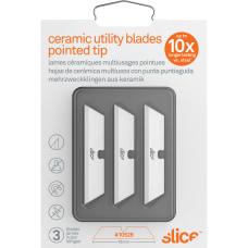 Slice Pointed Tip Ceramic Utility Blades